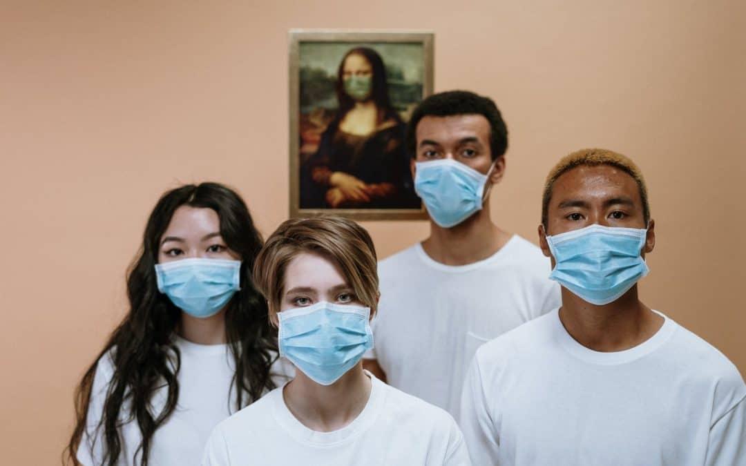 Μπορεί η χρήση μάσκας να μας οδηγήσει σε μια πιο ριψοκίνδυνη συμπεριφορά;