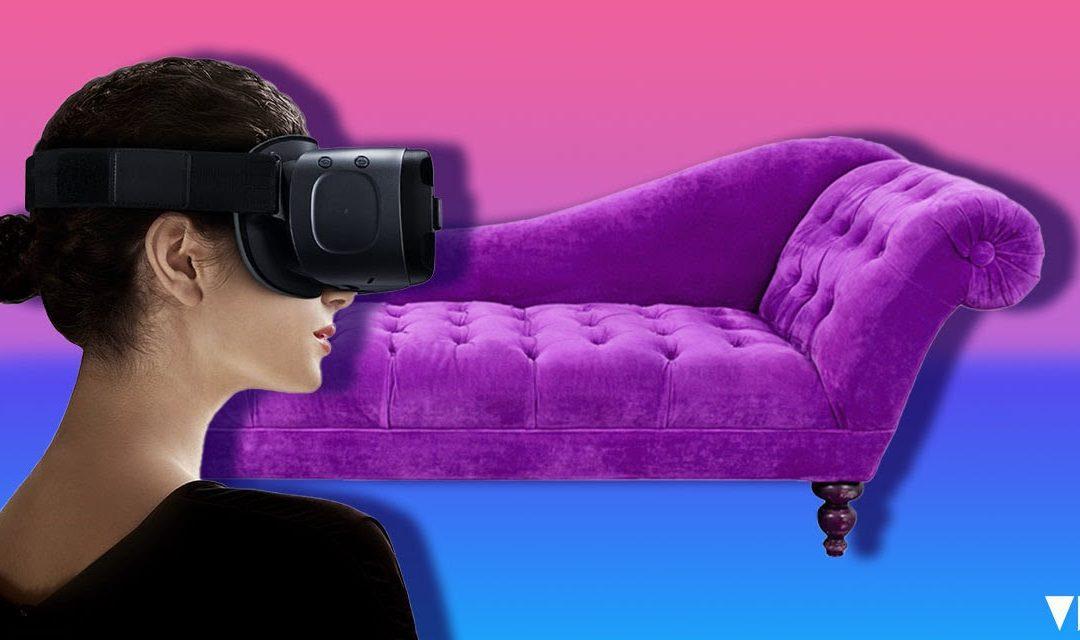 Ψηφικές συνεδρίες με το ψυχολόγο σου μέσω VR